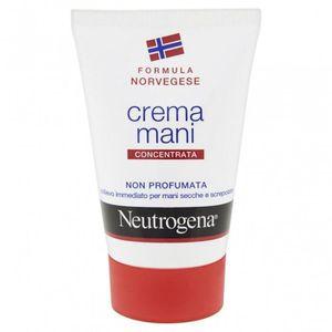 SOIN MAINS ET PIEDS NEUTROGENA - Crème Mains - CONCENTRATA  Sans parfu