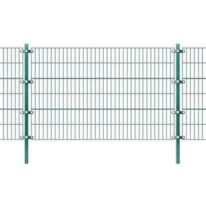 CLÔTURE - GRILLAGE Panneau de clôture Bordure de Jardin Clôtures et b