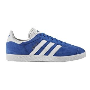 adidas Originals Gazelle W Nobind Bleu marine - Chaussures Baskets basses Femme