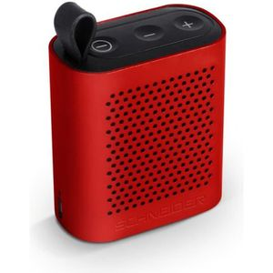 ENCEINTE NOMADE Enceinte Bluetooth SCHNEIDER SC155SPK - Bluetooth