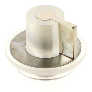 Véritable SMEG plaque de cuisson Bouton de commande 694975519