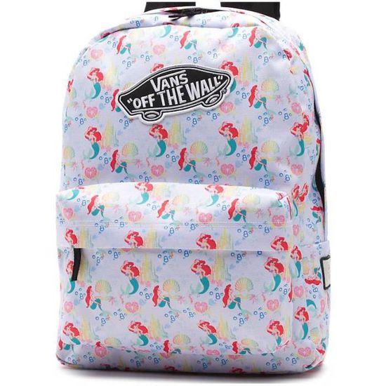 Vans Sac A Dos Disney The Little Mermaid (Taille unique - Blanc ...