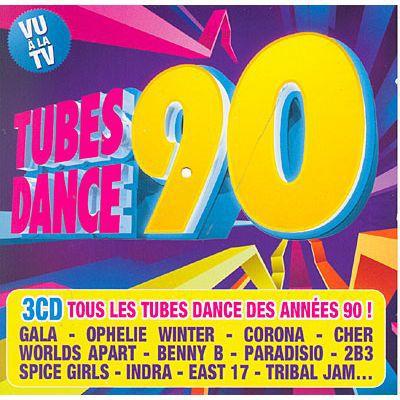 TUBES DANCE 90 - Compilation