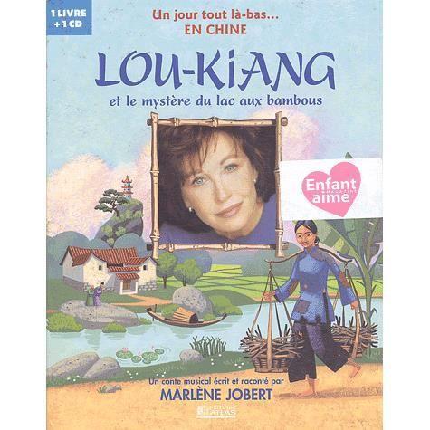 Livre 3-6 ANS Lou-Kiang et le mystère du lac aux bambous