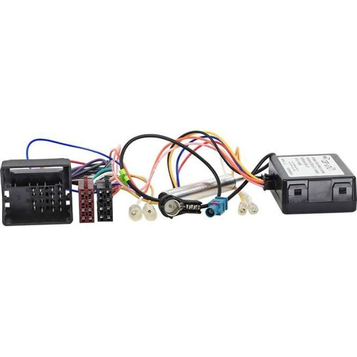 Kit CAN-Bus Citroen / Peugeot Quadlock > ISO / Antenne > ISO
