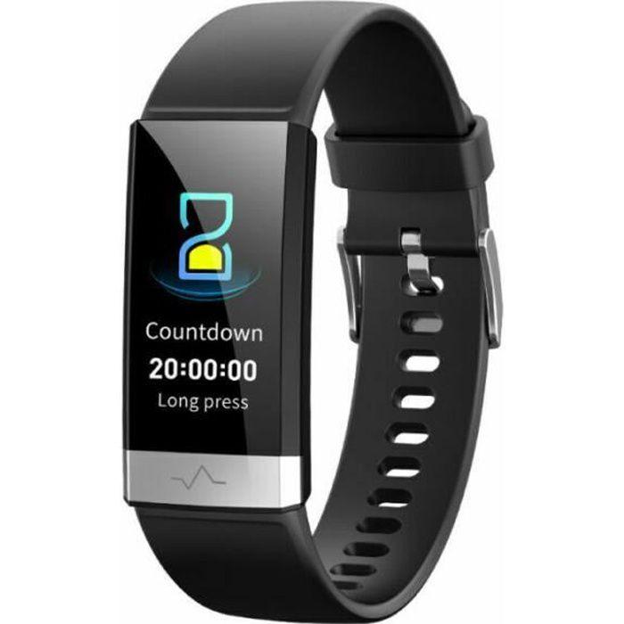 Montre Connectée Intelligente Sport V19 Bluetooth Femmes Homme Enfant -FR