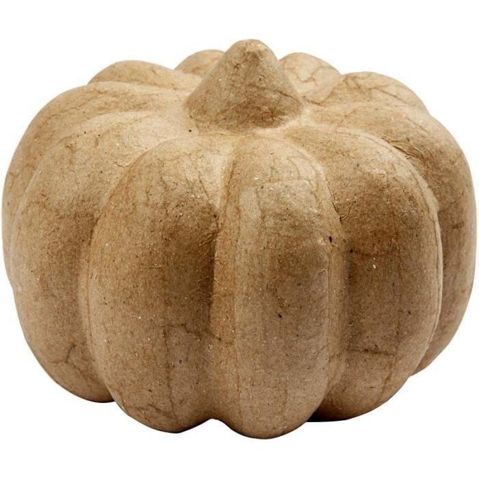 Creativ Company Pumpkin, Bois, Bois, 1 pièce(s), 130 mm, 130 mm, 90 mm