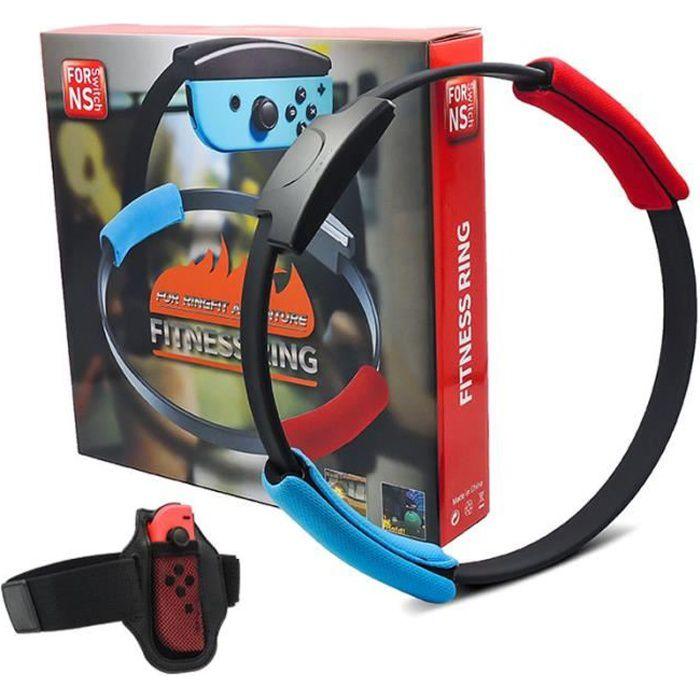 ACCESSOIRE Nintendo Switch jeu Fitness Ring Adventure NS Ring Fit Jeu de sport Yoga Fitness Ring