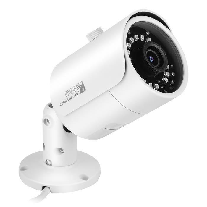 Caméra réseau IP, fonction de vision nocturne IR caméra IP extérieure caméra de vision nocturne, caméra IP, pour banques,