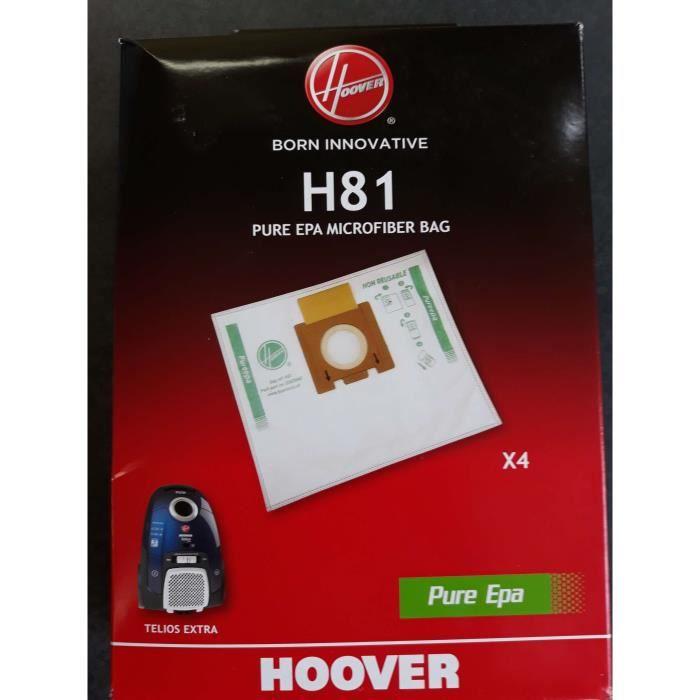 SAC EN TISSU POUR ASPIRATEUR HOOVER H81,35601865