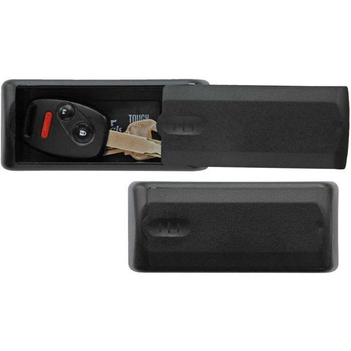 MASTER LOCK Mini boite à clés magnétique - Cachette pour dissimuler la clé de voiture