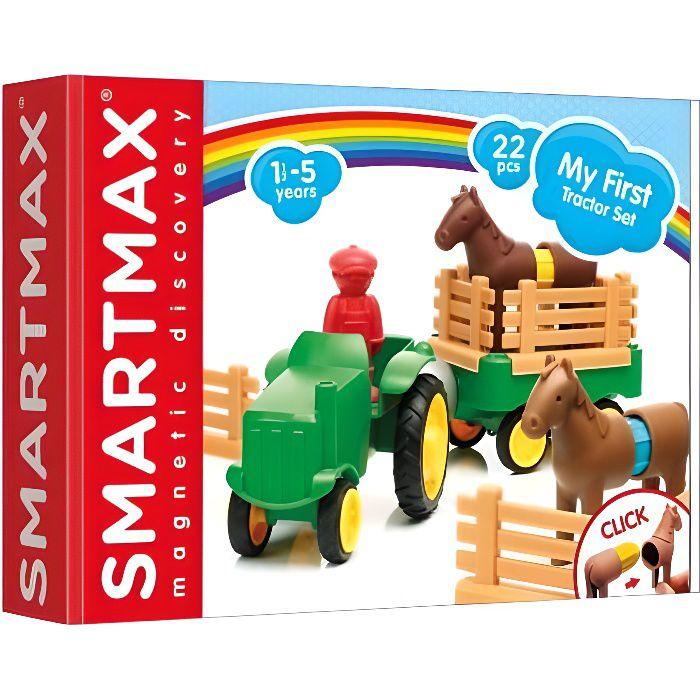 Smartmax Mon Premier Ensemble de tracteur