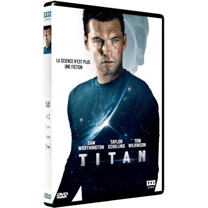 Titan DVD (2018)