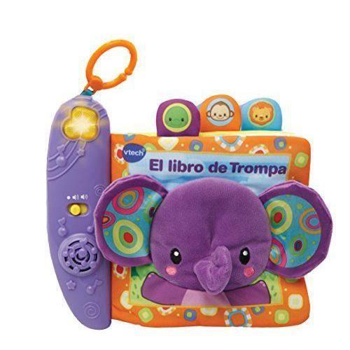 VTech Baby 3480-189322 - COMMUTATEUR KVM - -ndash Le livre de cor, jouet interactif (Vtech 3480 -ndash 189322)
