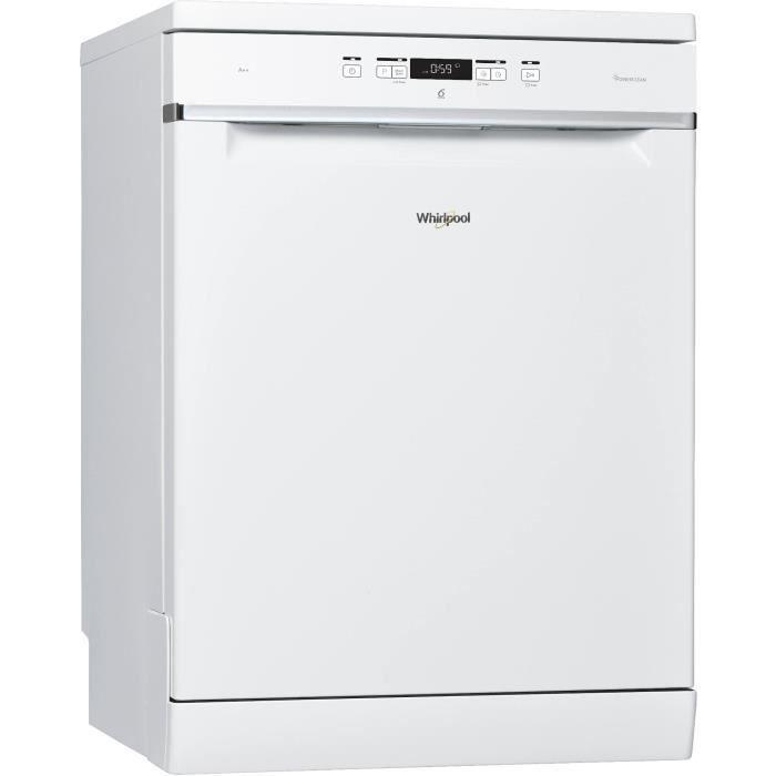 Lave vaisselle 60 cm WFC 3 C 22 P