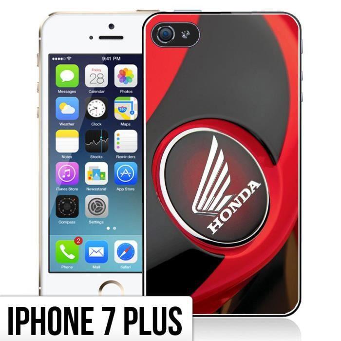 Coque iPhone 7 Plus Honda - Réservoir - Cdiscount Téléphonie