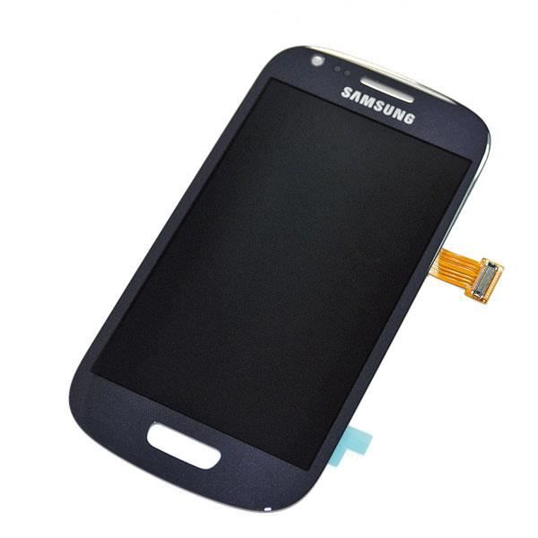 Lcd ecran tactile samsung galaxy s3 mini i8190 ble achat for Photo ecran samsung 7