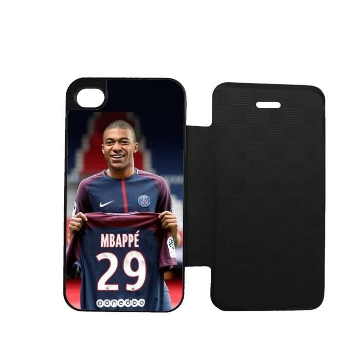 coque iphone x mbappe
