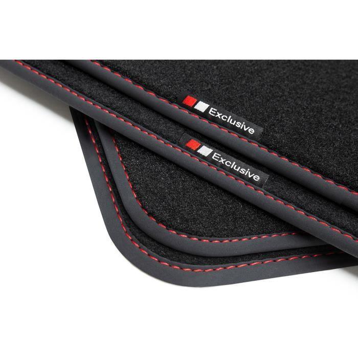 TAPIS DE SOL Exclusive design Tapis de sol adapté pour Renault