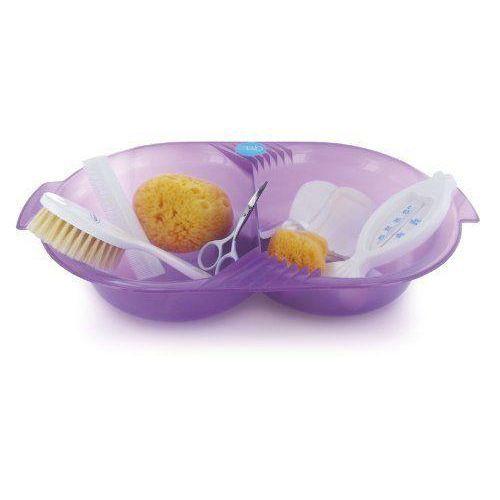 KIT BAIN BÉBÉ DBB REMOND Set de toilette pour bébé - Violet tran