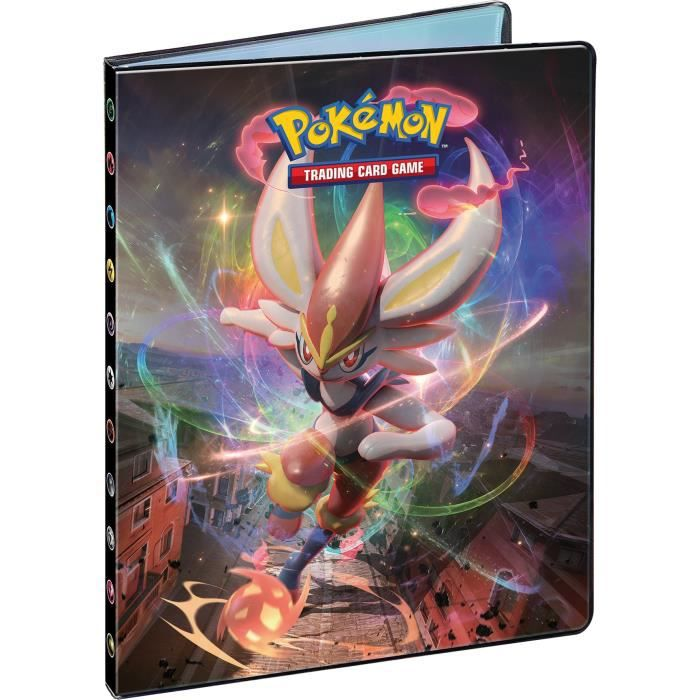 Pochette Range Carte Pokemon Cdiscount