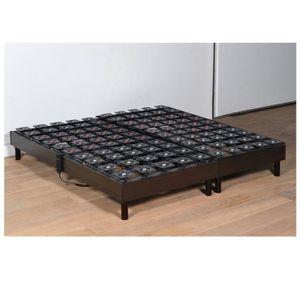 SOMMIER Alitea Relax Sommier électrique VIRTUOSE 2x80x200