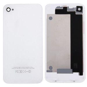 remplacement coque arriere iphone 4 blanc als36023