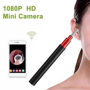 ENDOSCOPE NUMÉRIQUE Bebird 1080P HD Smart WiFi oreille endoscope visue