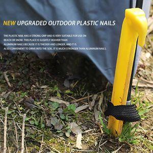 Haute Qualité en acier Mallet camping Marteau pour piquets de tente GAZEBO Brise-Vent