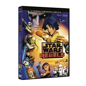 DVD FILM Star Wars Rebels (STAR WARS REBELS: TEMPORADA 1, I