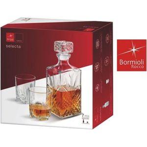 Carafe Carafe en verre whisky carafe 850 ml KROSNO carafe carafes carafe verre