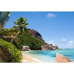 PUZZLE Puzzle 3000 pièces - Plage tropicale, Seychelles