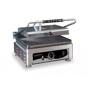 GRILL ÉLECTRIQUE Machine à panini pour pro - 510 x 500 x 300 - Comb
