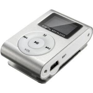 LECTEUR MP3 lecteur mp3 gris avec écran