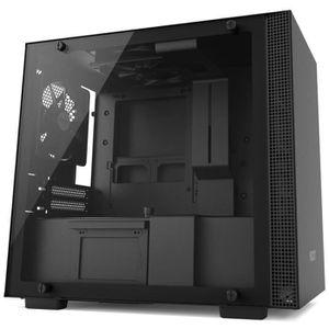 BOITIER PC  NZXT CA Boîtier PC H200B - Mini-ITX - Panneau en v