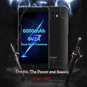 SMARTPHONE Gretel GT6000 Smartphone-5.5