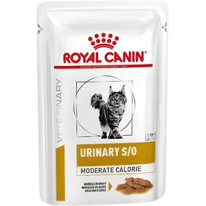 CROQUETTES Royal Canin Veterinary Diet Urinary S/O moderate c