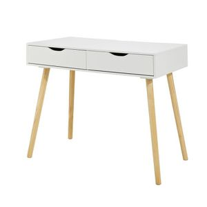 secrtaire sobuy fwtwn table de bureau secr with pied pour plan de travail pas cher. Black Bedroom Furniture Sets. Home Design Ideas