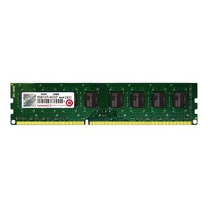 MÉMOIRE RAM Transcend DDR3 4 Go DIMM 240 broches 1600 MHz - PC