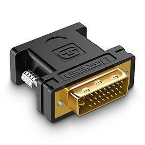 ADAPTATEUR AUDIO-VIDÉO  UGREEN Adaptateur DVI I vers VGA 1080P Convertisse
