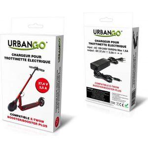 CHARGEUR DE BATTERIE URBANGO Chargeur électrique - Compatible Booster /