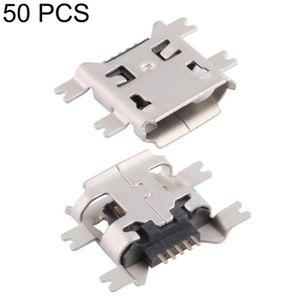 CLÉ USB 50 Pcs Micro Usb 5p / F - Pied Fixe Pour Plaque Lo