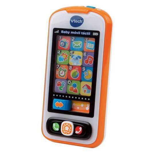 Baby smartphone Vtech +6 mois ALPEXE-600