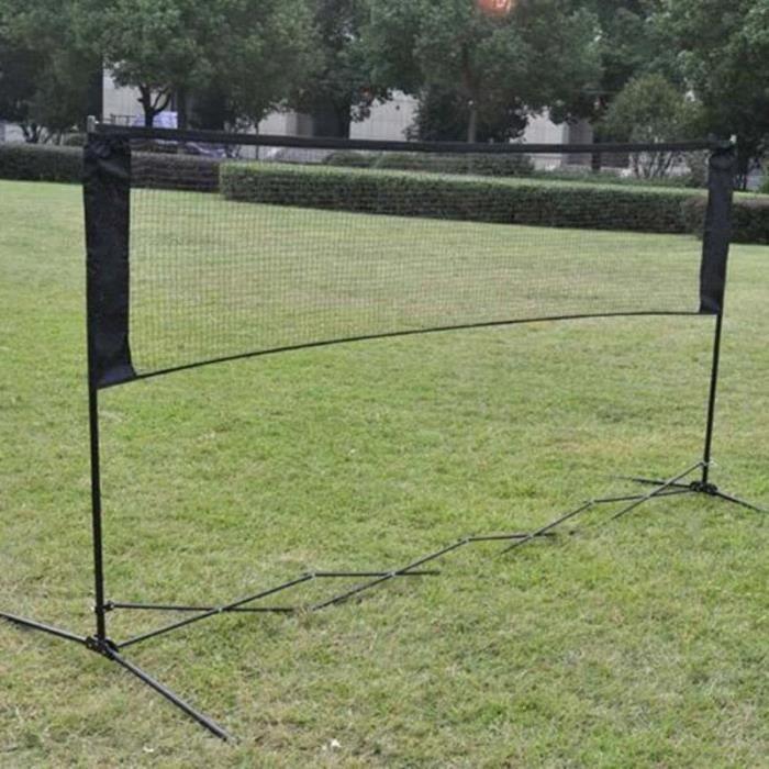 Filet de Badminton carré de haute qualité pour l'entraînement professionnel, filet de sport Standard pour le remplacement du filet