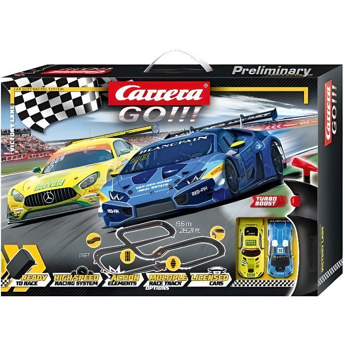 Carrera GO!!! 62522 Coffret Victory Lane
