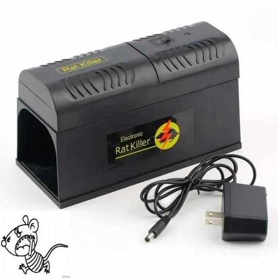 GOBRO★Souris électronique Rat Tueur électrique Piège Anti-Rongeurs Zapper Pest Control