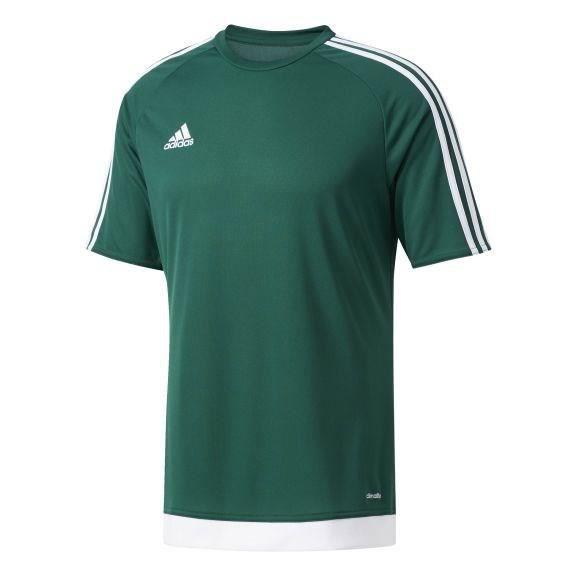 ADIDAS Maillot de Football Estro 15 Vert / Blanc