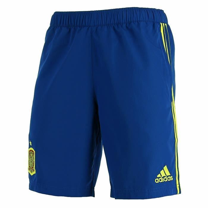 Short Football Espagne FEF WOV SHO Bleu AI4866