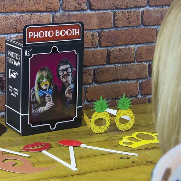 Cabine photo de fête - Accessoires de photographie