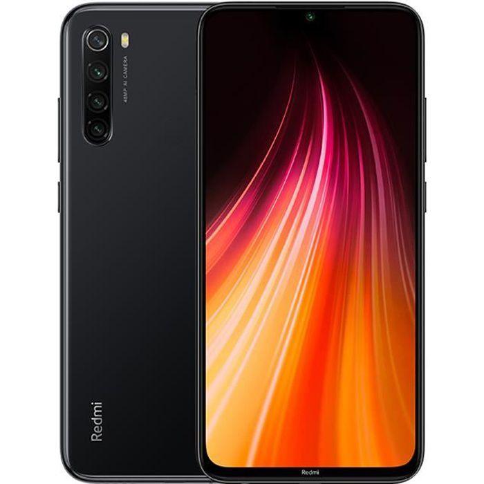XIAOMI Redmi Note 8 64Go Noir